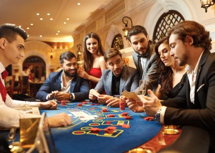 Choosing the best position on a blackjack table